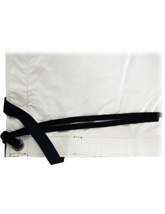 12x12 White Ultra Bounce Fabric