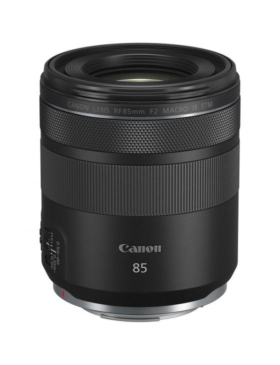 Canon RF 85mm f/2 Macro IS Lens
