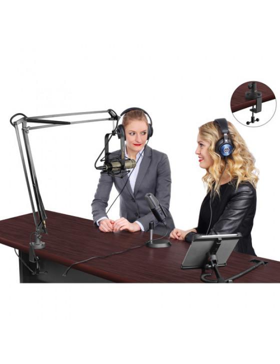 Auray BAI-2X mic broadcast arm