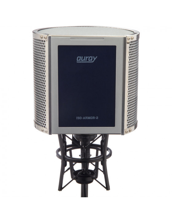 Auray Pro Microphone Isolation Chamber