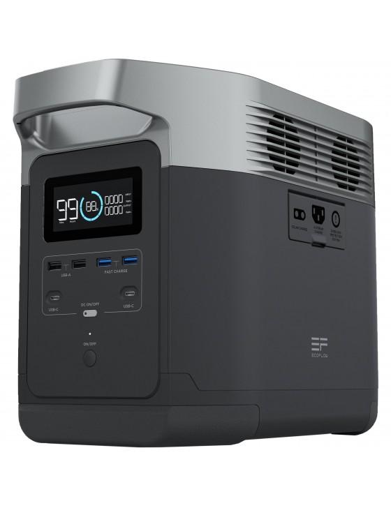 EcoFlow Delta 1300 Power Station / Generator
