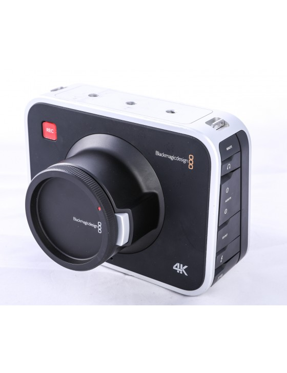 Used For Sale - Black Magic Production Camera 4K Kit - 0399