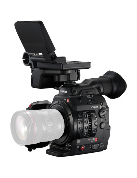 Canon C300 Mark II Cinema Body (EF mount)