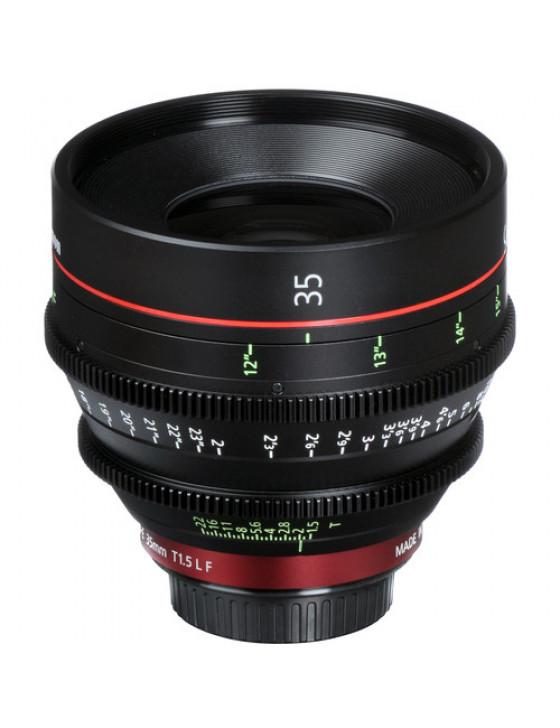 Canon CN-E 35mm T1.5 L Cinema Prime