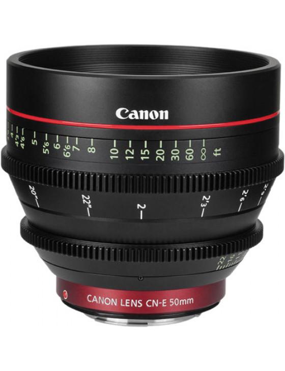 Canon CN-E 50mm T1.3 L Cinema Prime