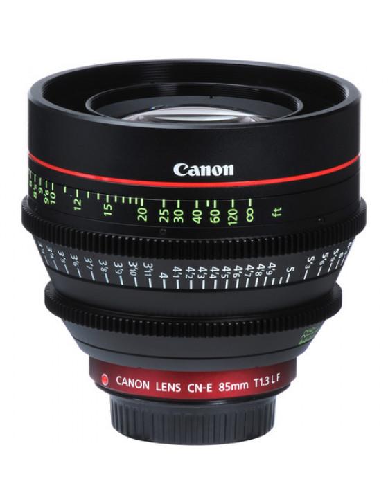 Canon CN-E 85mm T1.3 L Cinema Prime