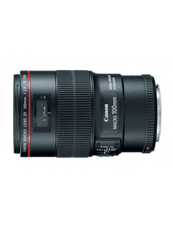 Canon EF 100mm f/2.8L IS Macro