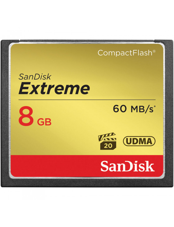 Compact Flash Memory Card- 8GB