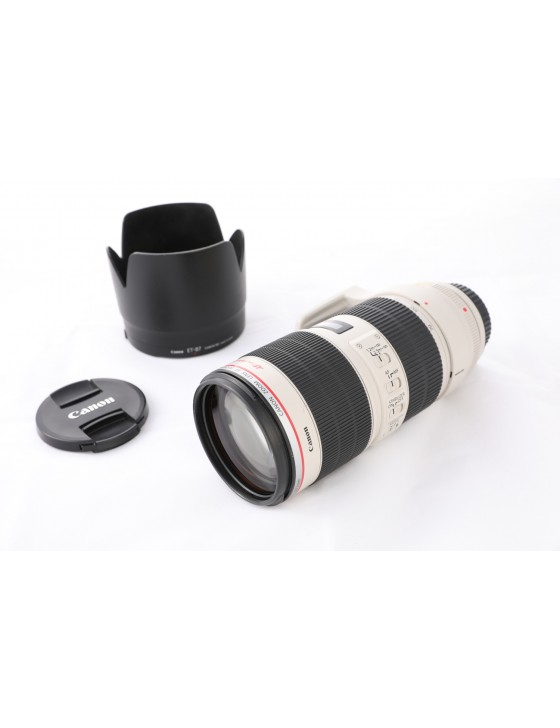 Used For Sale - Canon EF 70-200mm f/2.8L IS II - x0304