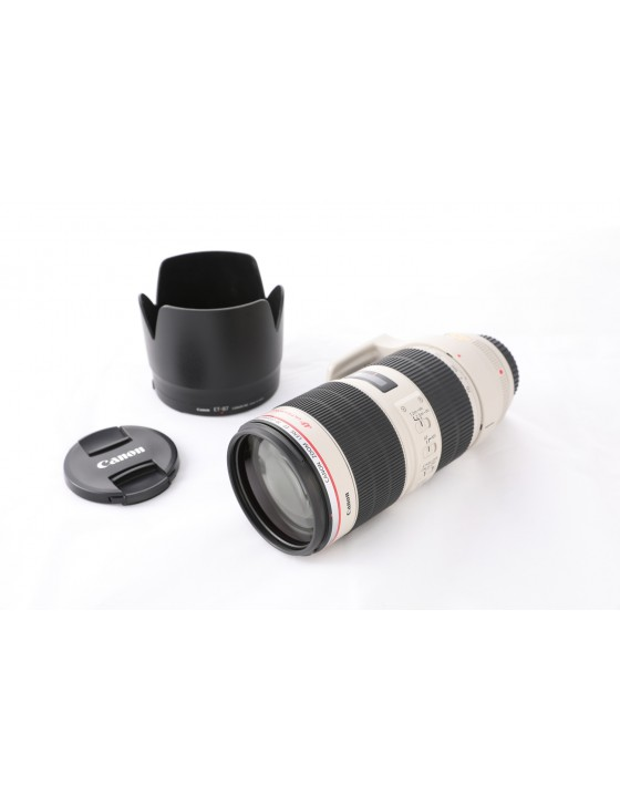 Used For Sale - Canon EF 70-200mm f/2.8L IS II - x6681