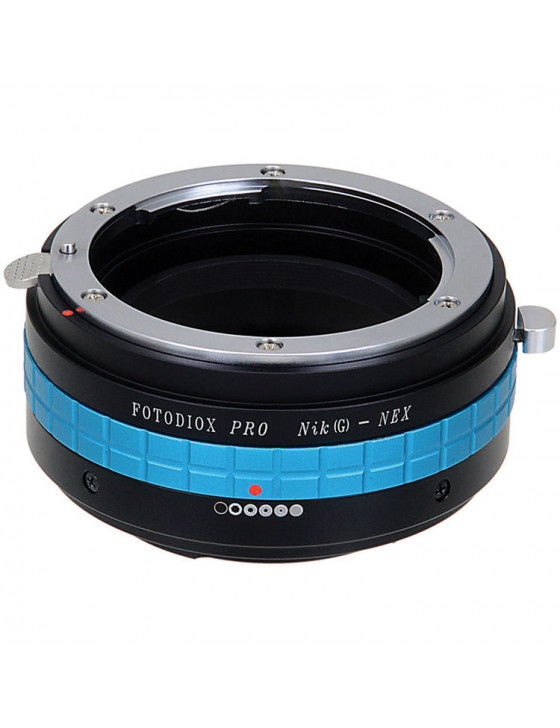 Fotodiox Pro Adapter - Nikon lens to Sony E body