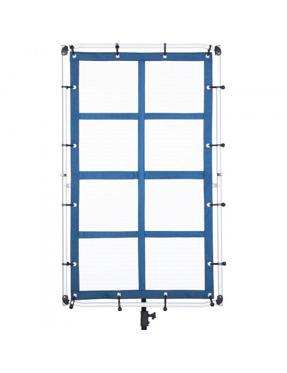 Intellytech Mega LiteCloth 3 x 4.5' Foldable LED Kit
