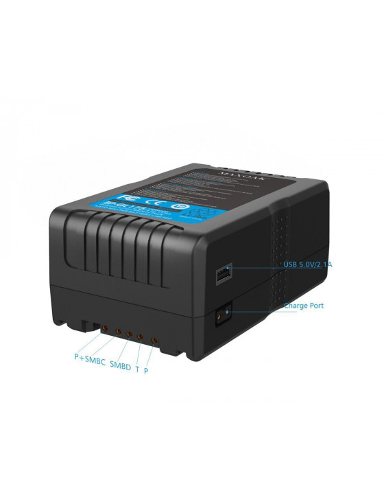 Kayo Maxtar V-mount battery - 177 Wh