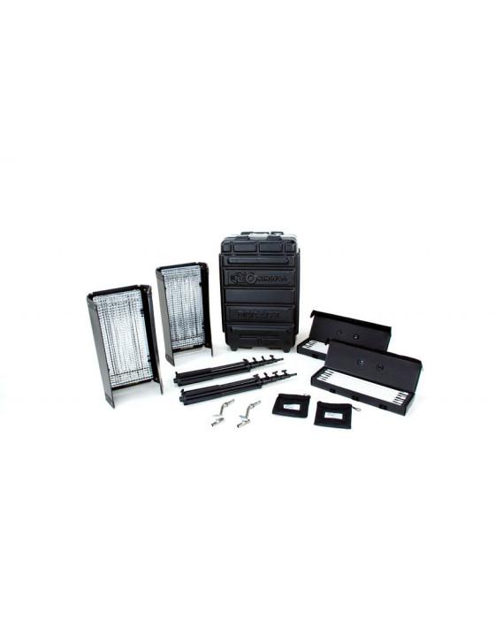 Kino-Flo Diva Lite 401 2-Light Kit – Daylight Balanced