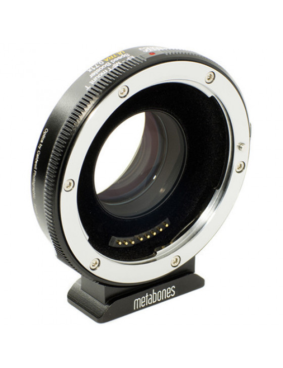 Metabones Speed Booster Ultra 0.71x - Canon Lens to Sony E body
