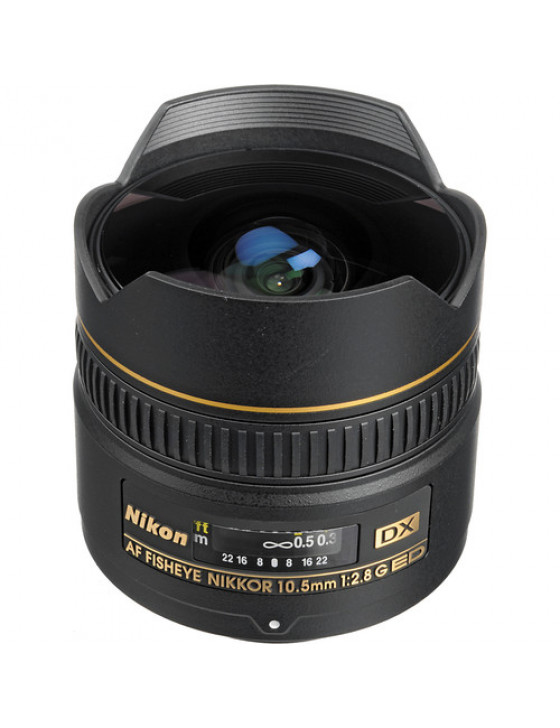 Nikon 10.5mm f/2.8G ED DX Fisheye