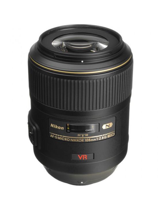 Nikon 105mm f/2.8 VR Micro AF-S