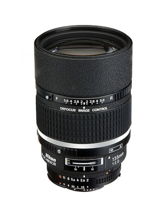 Nikon 135mm f/2 DC