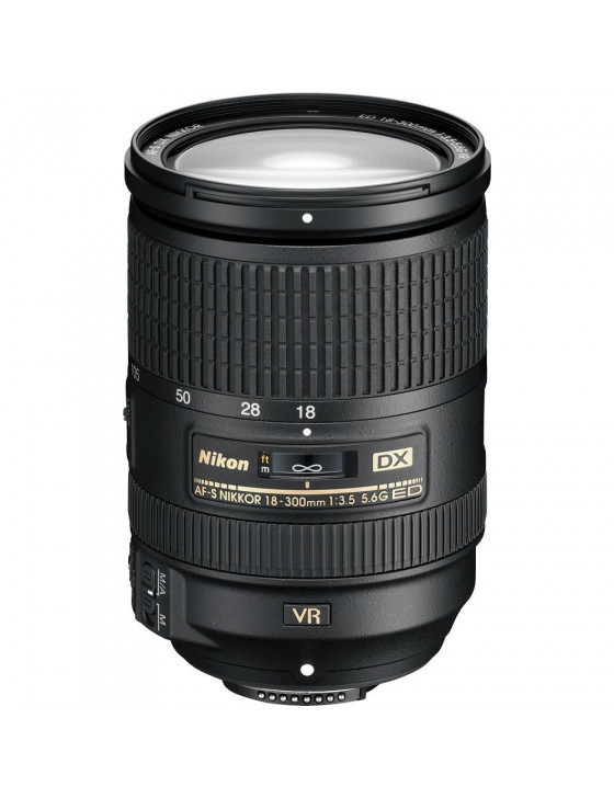 Nikon 18-300mm f/3.5-5.6G DX