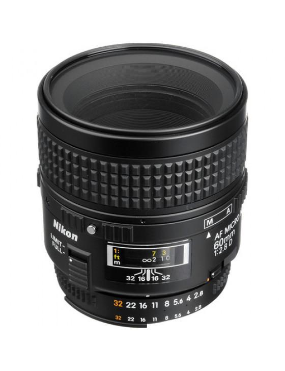 Nikon 60mm f/2.8D Micro