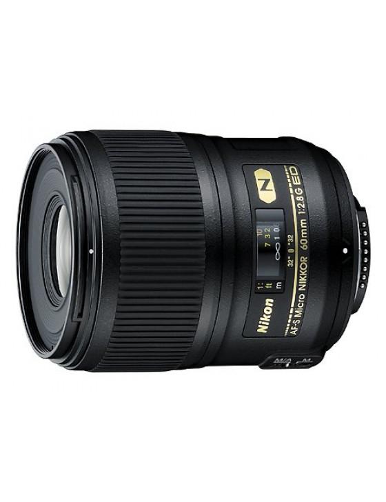 Nikon 60mm f/2.8G Micro AF-S