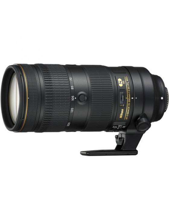 Nikon 70-200mm f/2.8E VR AF-S