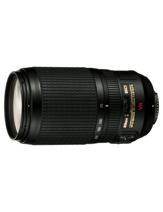 Nikon 70-300mm f/4.5-5.6G VR AF-S