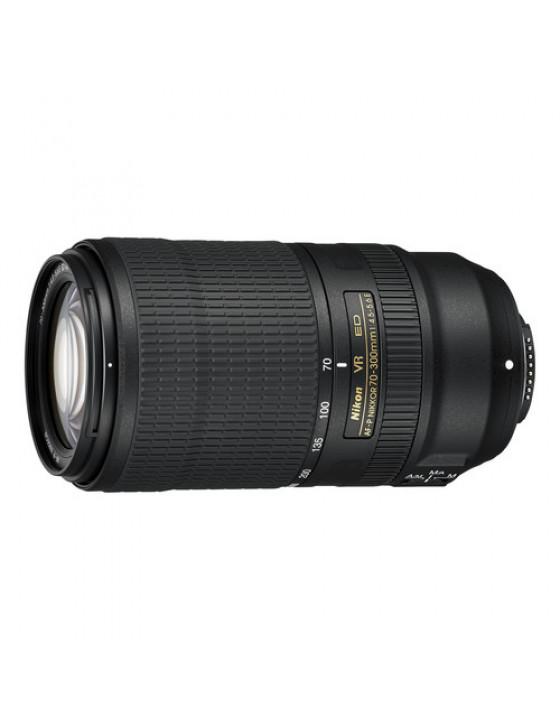 Nikon 70-300mm f/4.5-5.6E VR AF-P