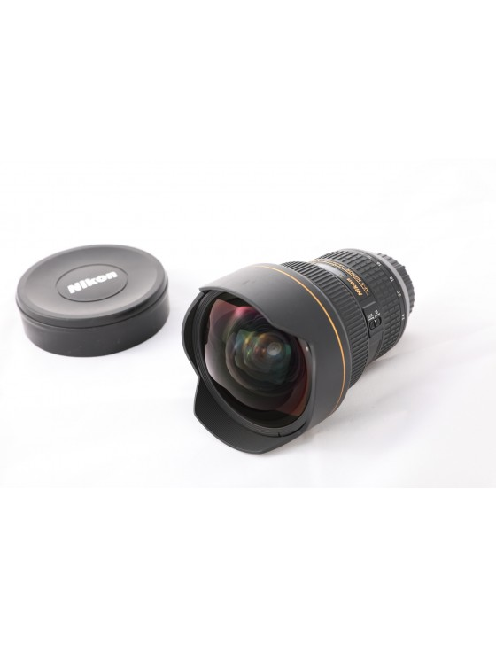 Used For Sale - Nikon 14-24mm f/2.8G - x5152