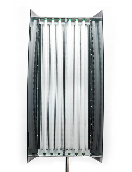 PAX Light - 6 Bulb 4' Fluorescent Studio Light