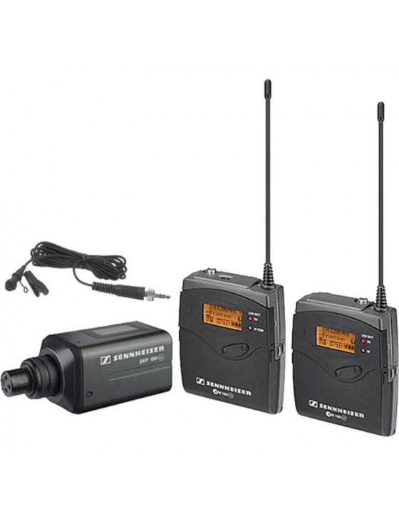 Sennheiser EW G3 Wireless lav kit w/ XLR transmitter