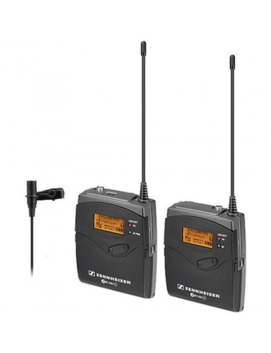 Sennheiser EW G3 Wireless lav mic set