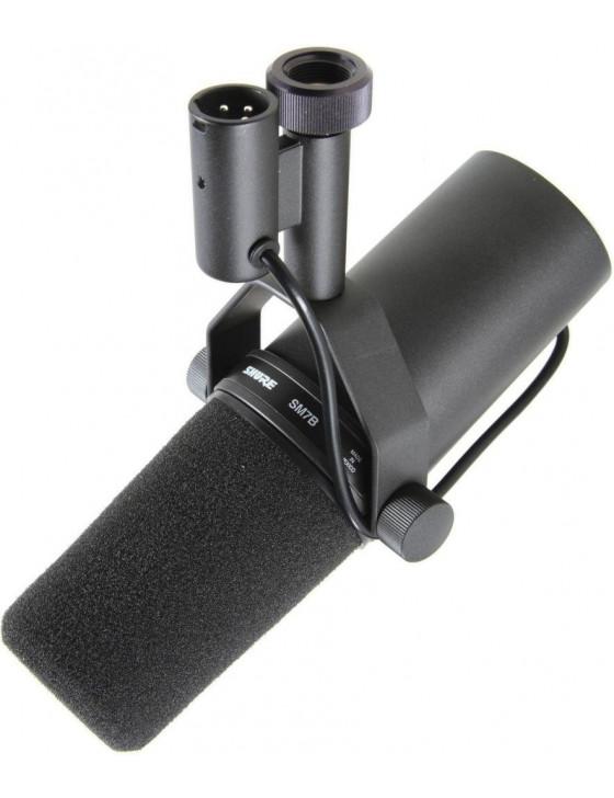 Shure SM7B mic