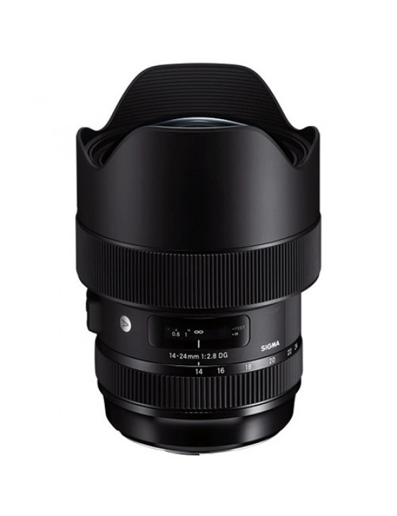 Sigma 14-24mm f/2.8 Art (Canon mount)