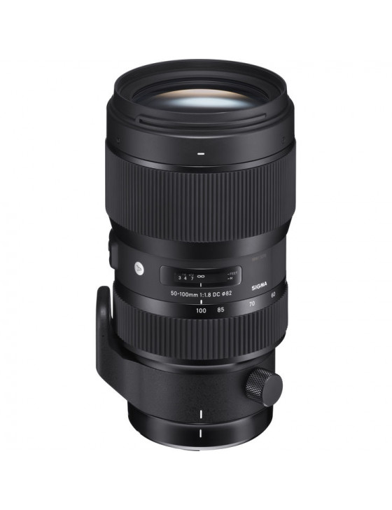 Sigma 50-100mm f/1.8 DC Art (Canon mount)