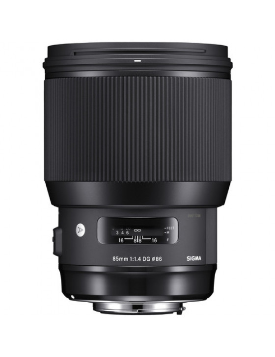 Sigma 85mm f/1.4 DG Art (Nikon Mount)