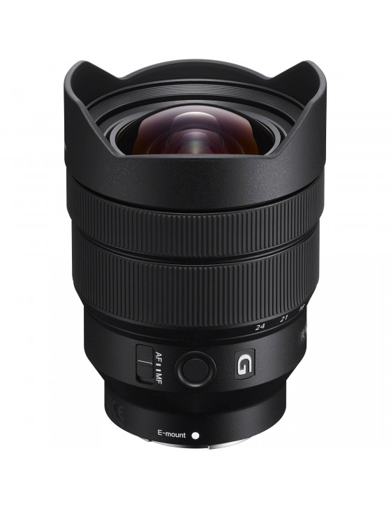 Sony FE 12-24mm f/4 G lens