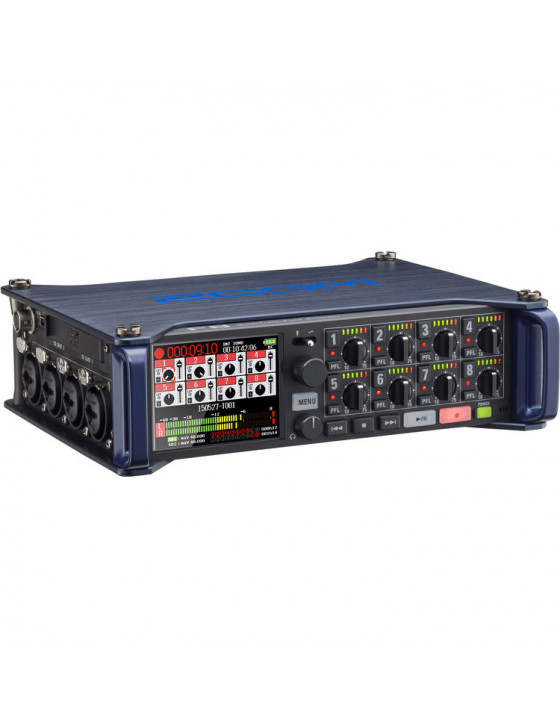 Zoom F8 Multi-Track Field Recorder