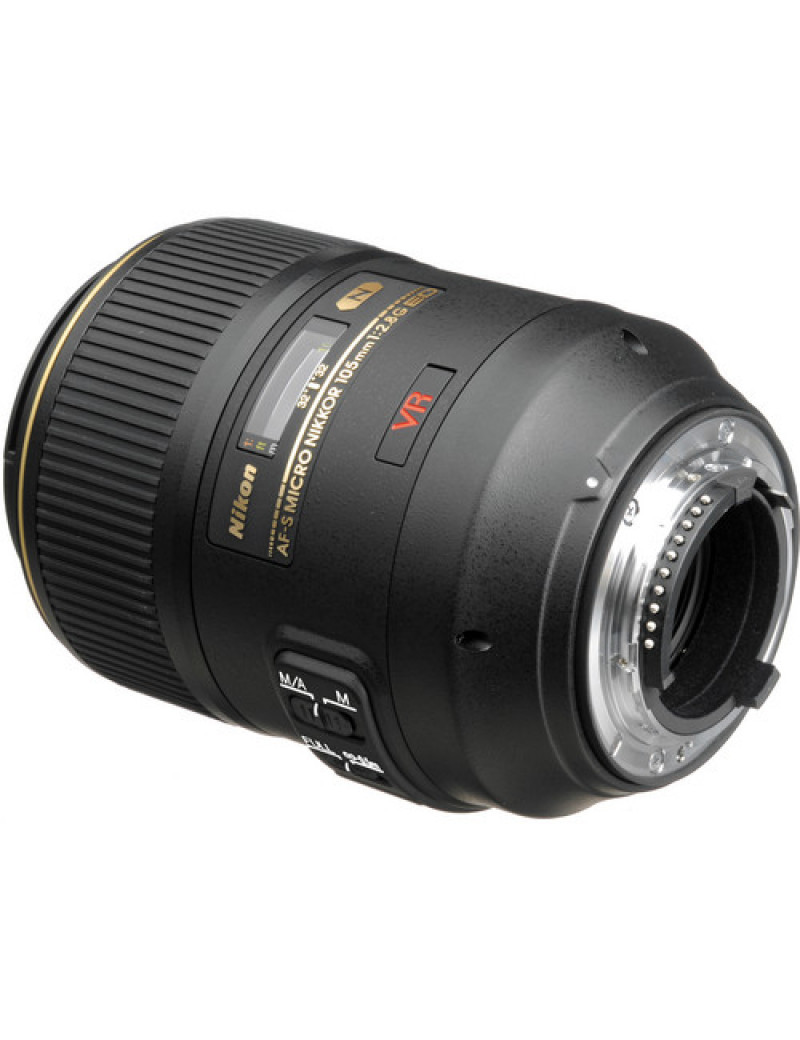 Rent a Nikon 105mm f/2 8 VR Micro AF-S from Pro Photo Rental