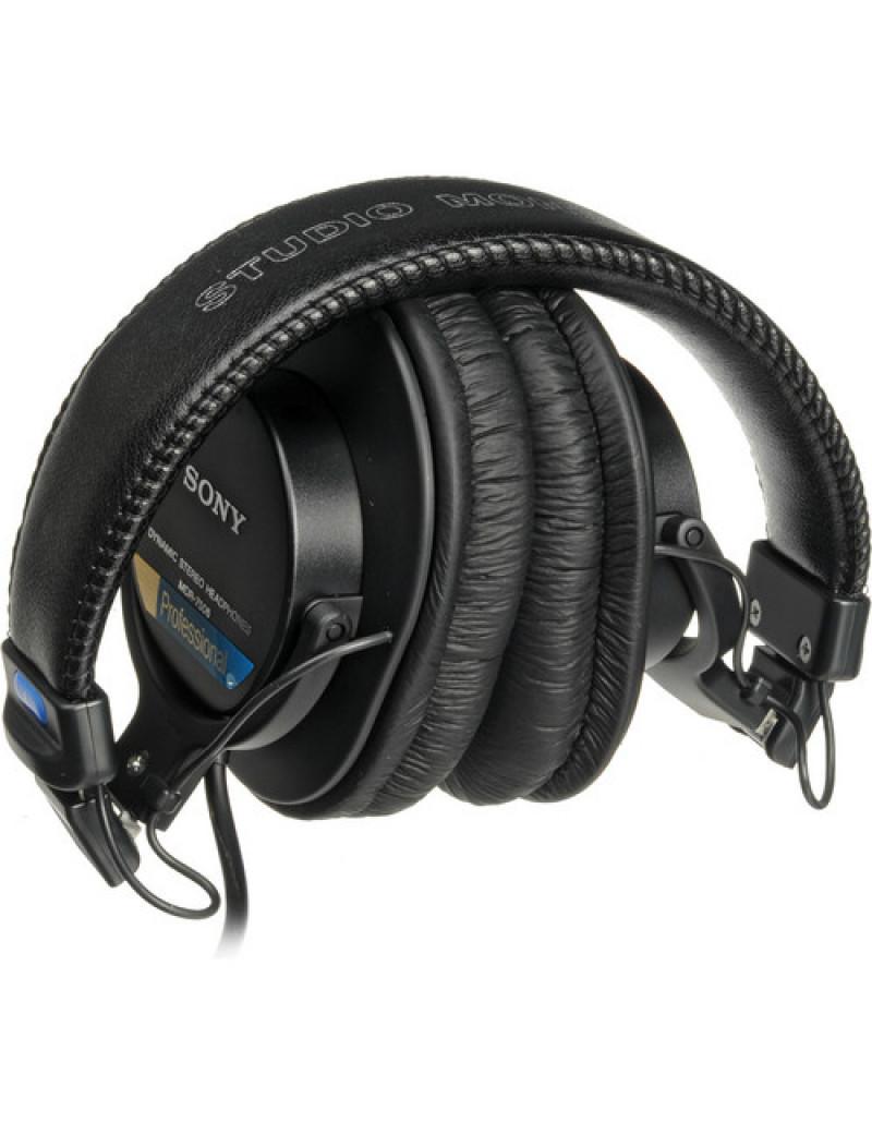 rent a sony mdr 7506 studio monitor headphones in denver pro photo rental. Black Bedroom Furniture Sets. Home Design Ideas