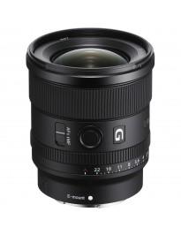 Sony FE 20mm f/1.8