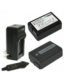 NP-FW50 Battery kit for Sony
