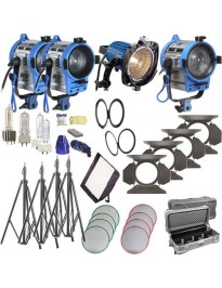 Used For Sale - Arri 4-Light Tungsten Kit