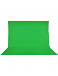 Backdrop Fabric Green Screen (10x10 ft)