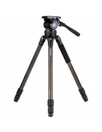 Benro Heavy Duty Fluid Head Tripod Kit