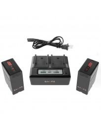 Shape BP-U65 Dual Battery Kit