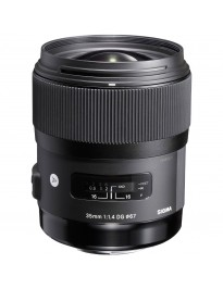 Used for Sale - Canon Sigma 35mm f/1.4 DG HSM - x7270