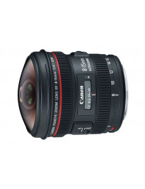 Canon EF 8-15mm f/4L Fisheye Zoom
