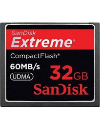 Compact Flash Memory Card- 32GB