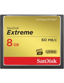Compact Flash Memory Card- 8GB